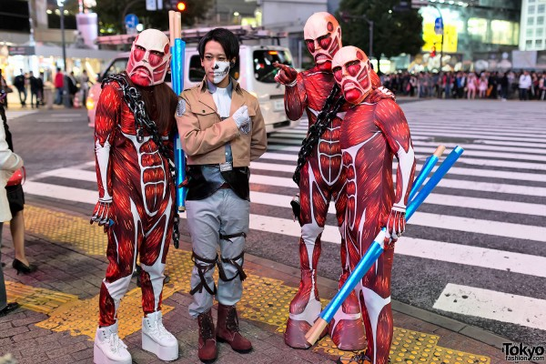 Halloween in Japan - Shibuya (20)