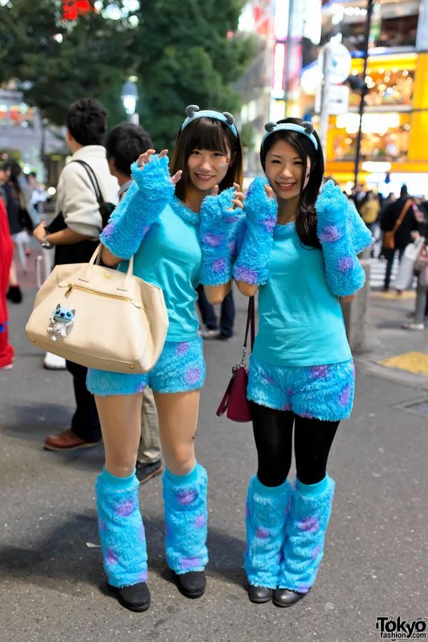 Halloween in Japan - Shibuya (21)