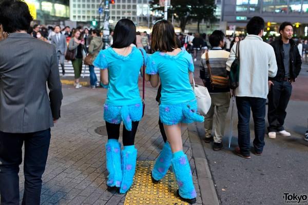 Halloween in Japan - Shibuya (22)