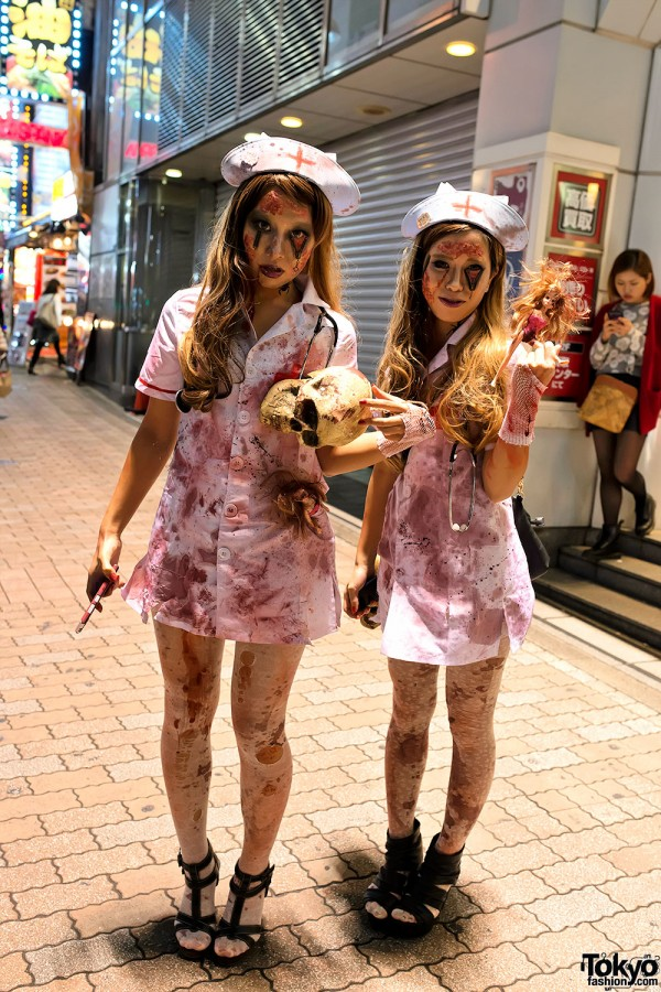 Halloween in Japan - Shibuya (23)