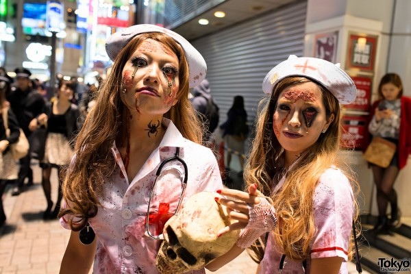 Halloween in Japan - Shibuya (24)