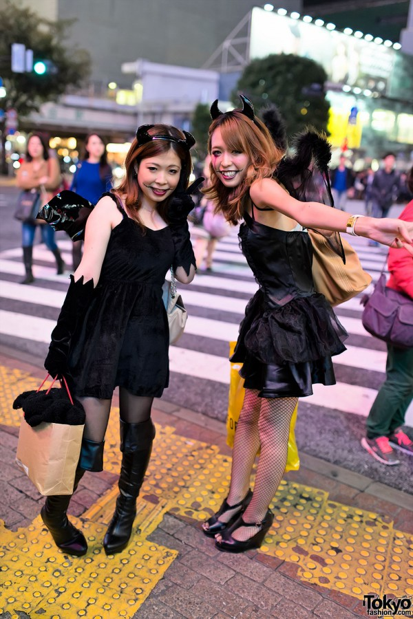 Halloween in Japan - Shibuya (28)