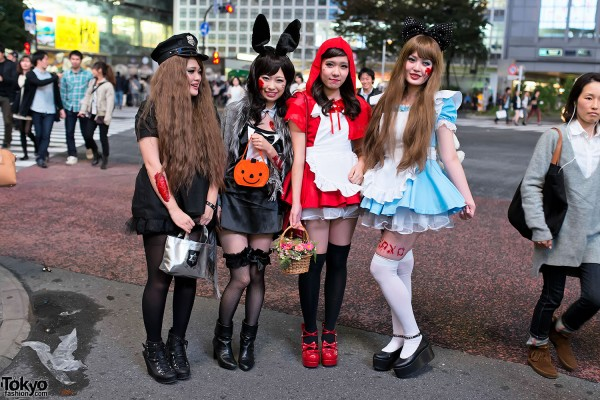 Halloween in Japan - Shibuya (29)