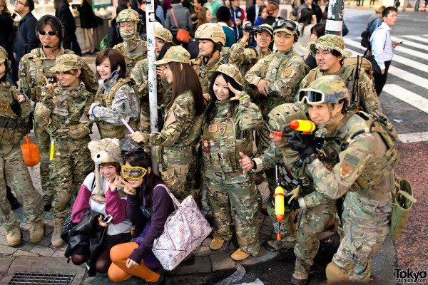 Halloween in Japan - Shibuya (31)