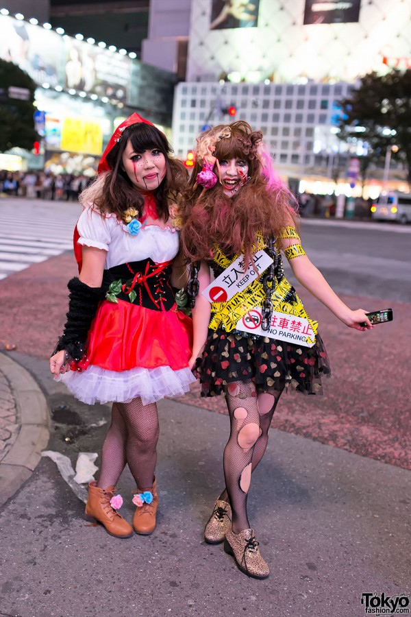 Halloween in Japan - Shibuya (33)