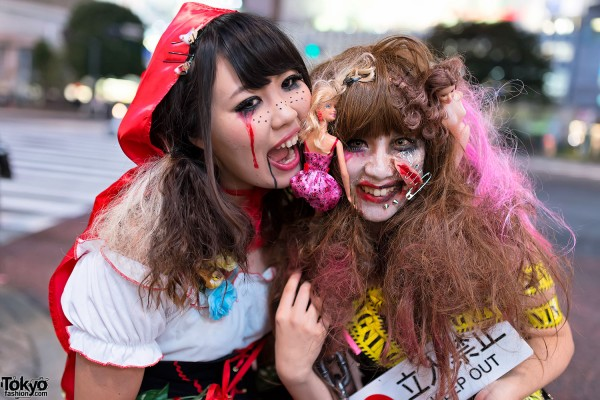 Halloween in Japan - Shibuya (34)