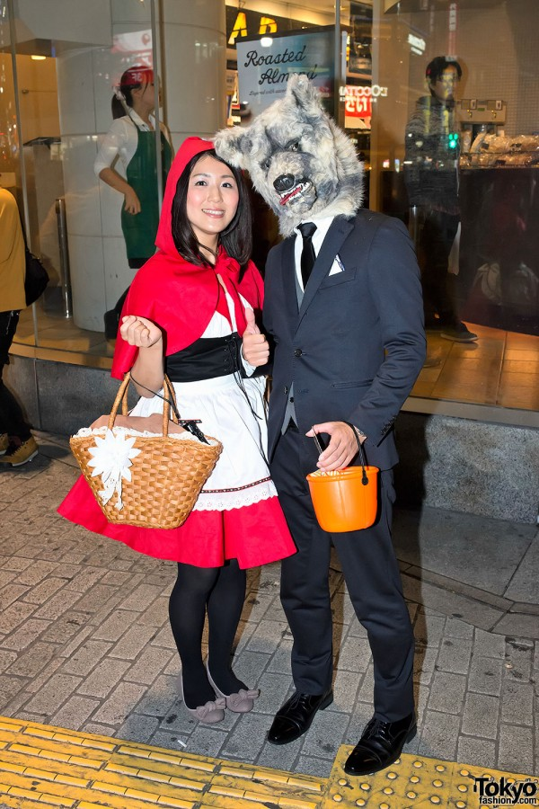 Halloween in Japan - Shibuya (41)