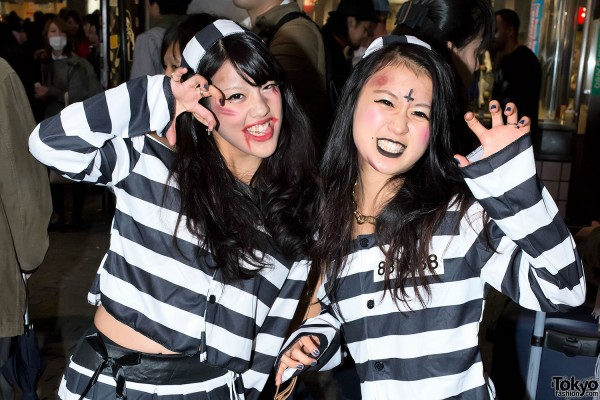 Halloween in Japan - Shibuya (43)