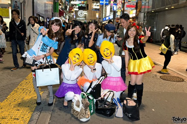 Halloween in Japan - Shibuya (44)