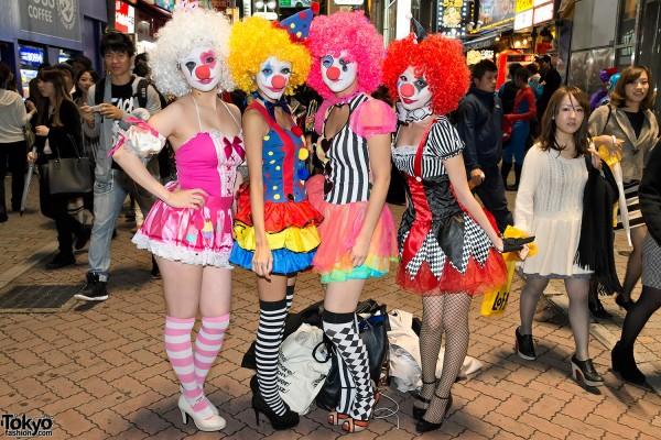 Halloween in Japan - Shibuya (45)