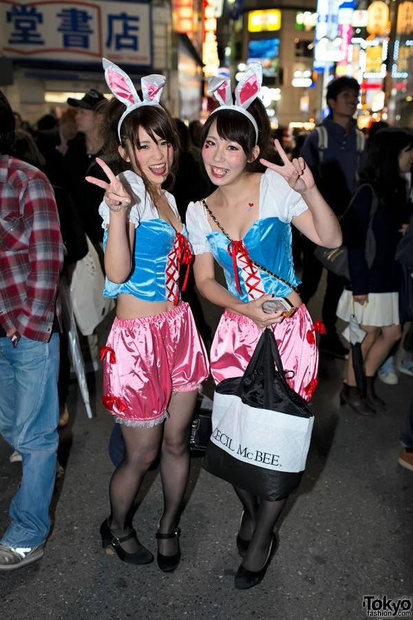 Halloween in Japan - Shibuya (48)