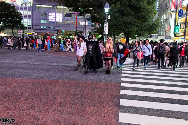 Halloween in Japan - Shibuya (49)