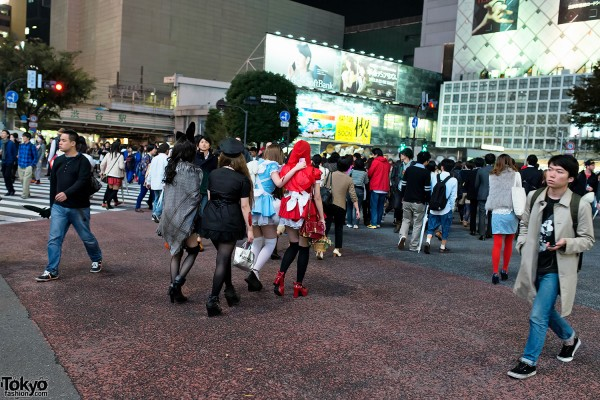 Halloween in Japan - Shibuya (50)