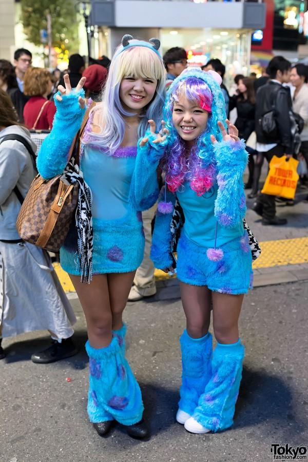 Halloween in Japan - Shibuya (52)