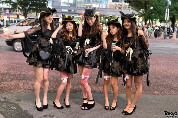 Halloween in Japan - Shibuya (56)