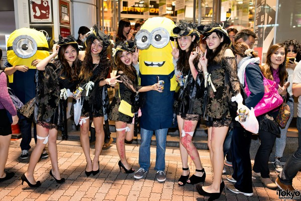 Halloween in Japan - Shibuya (58)