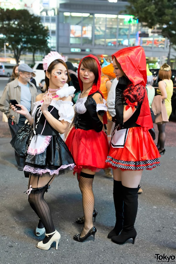 Halloween in Japan - Shibuya (61)