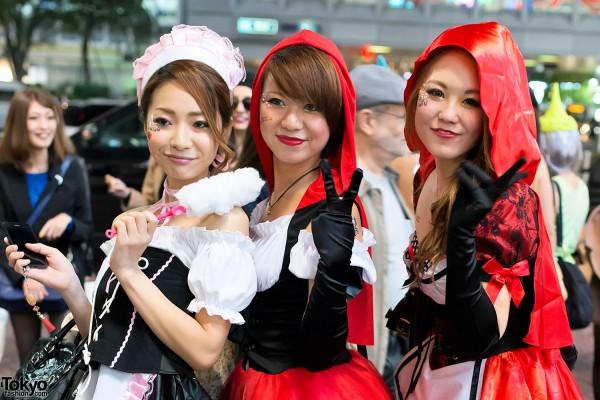 Halloween in Japan - Shibuya (62)