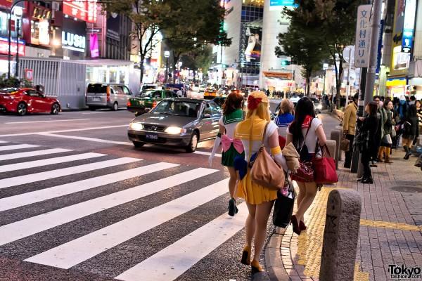 Halloween in Japan - Shibuya (63)