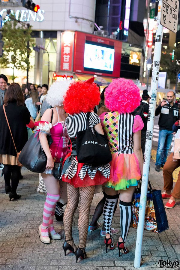 Halloween in Japan - Shibuya (64)