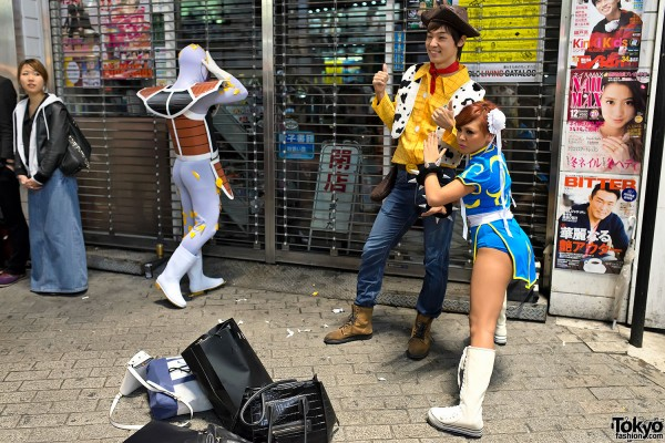 Halloween in Japan - Shibuya (67)