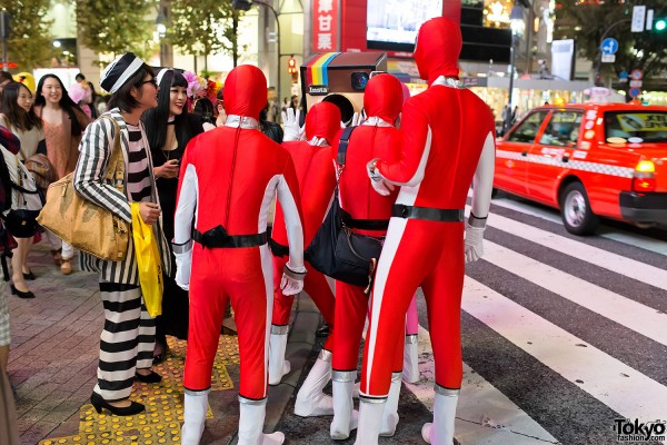 Halloween in Japan - Shibuya (77)
