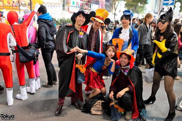 Halloween in Japan - Shibuya (83)