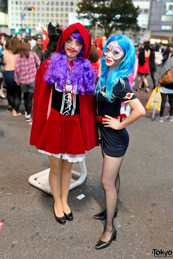 Halloween in Japan - Shibuya (84)