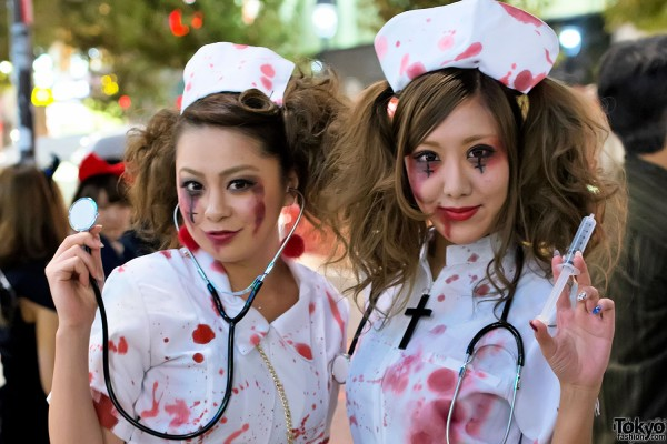 Halloween in Japan - Shibuya (92)