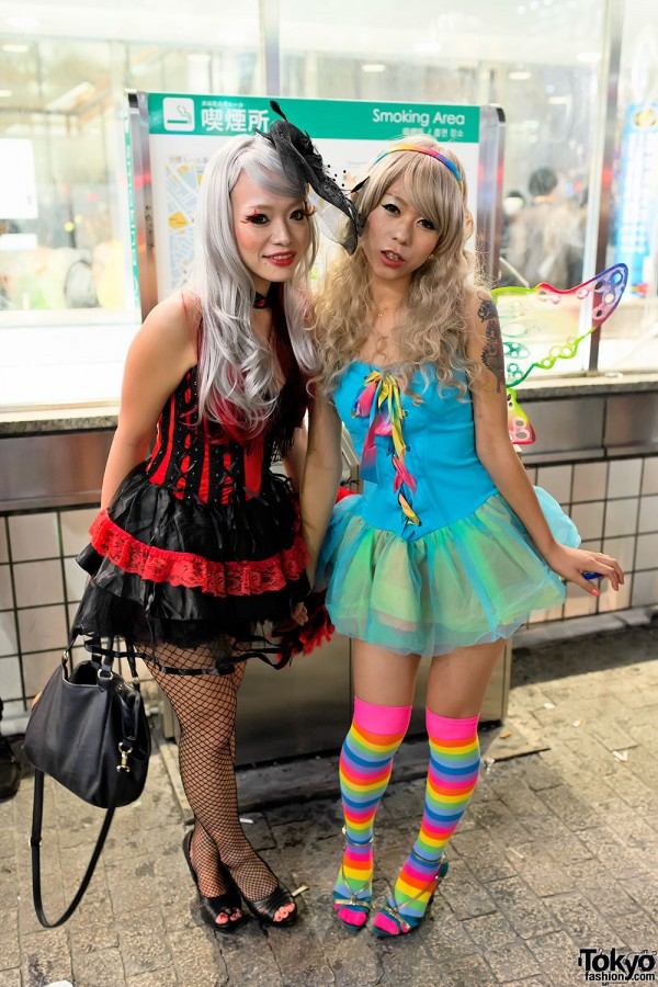 Halloween in Japan - Shibuya (93)