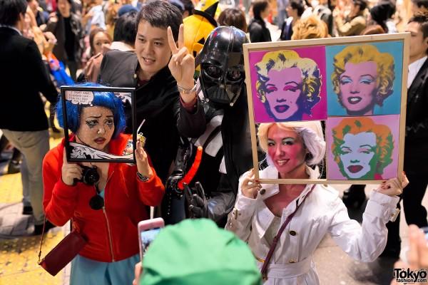 Halloween in Japan - Shibuya (98)