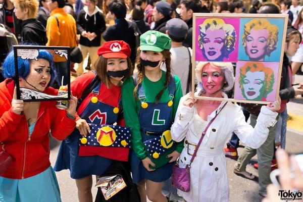Halloween in Japan - Shibuya (99)