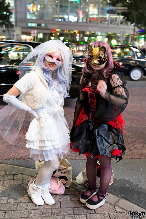 Halloween in Japan - Shibuya (101)