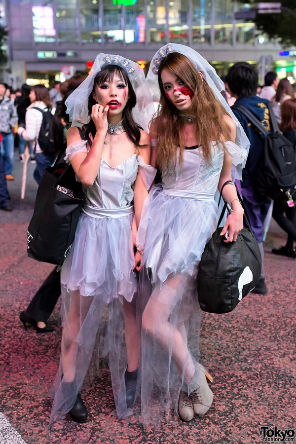 Halloween in Japan - Shibuya (102)