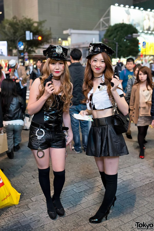 Halloween in Japan - Shibuya (104)