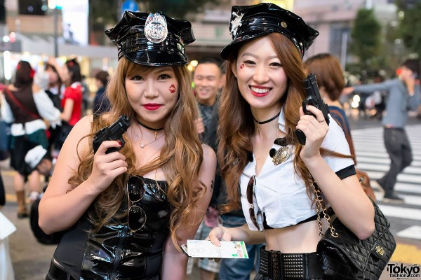 Halloween in Japan - Shibuya (105)