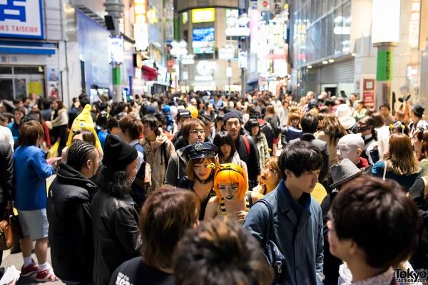 Halloween in Japan - Shibuya (110)