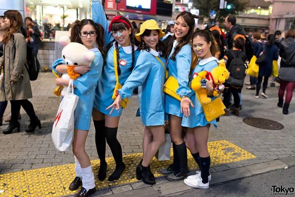Halloween in Japan - Shibuya (111)