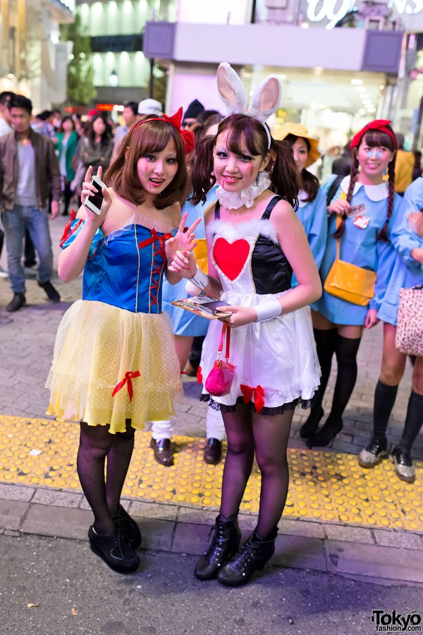 Halloween in Japan - Shibuya (112)