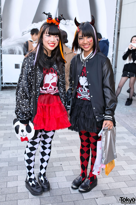 harajuku halloween costumes 6 - Happy Halloween Costume