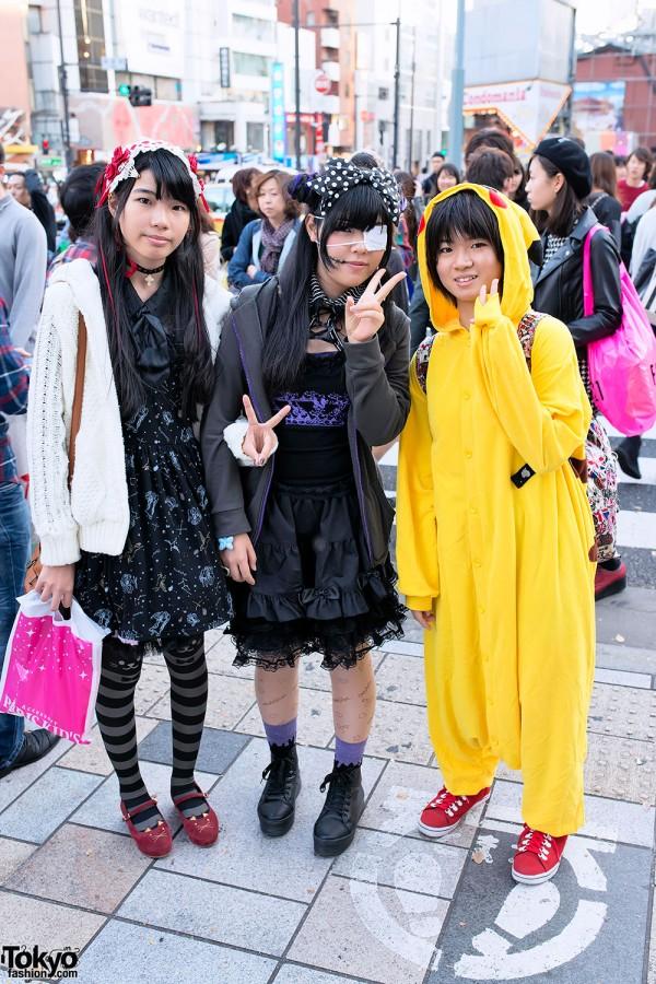 Harajuku Halloween Costumes (25)
