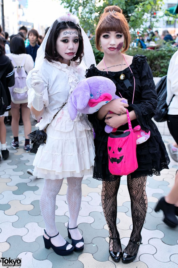 Harajuku Halloween Costumes (1)
