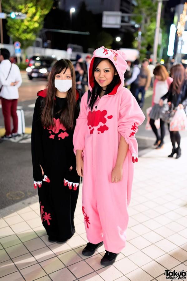 Harajuku Halloween Costumes (35)