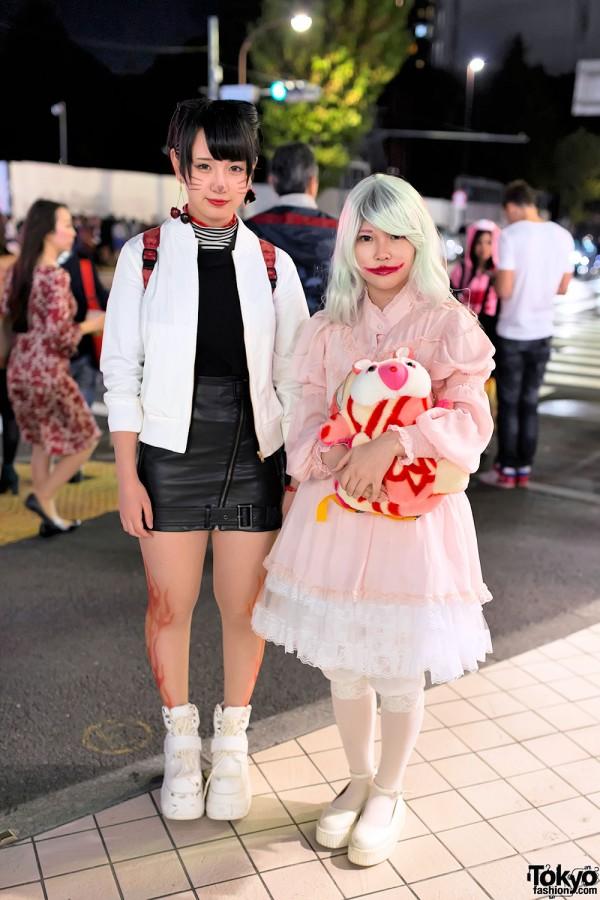 Harajuku Halloween Costumes (4)