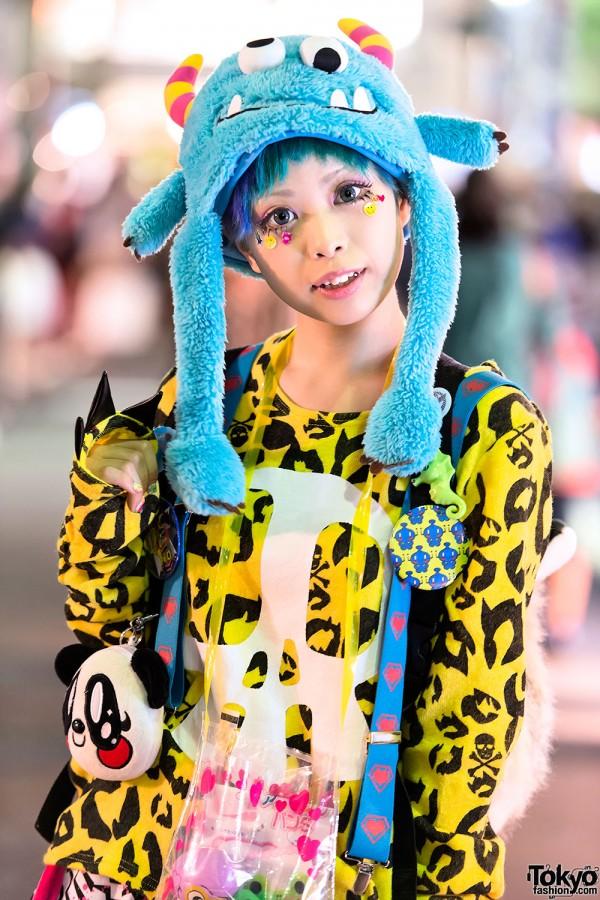 Japanese Model Haruka Kurebayashi