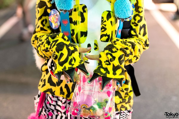 Kawaiii Fashion & Accessories in Harajuku
