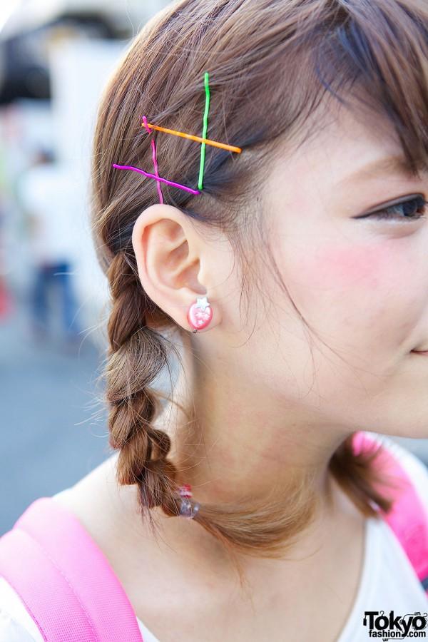Hair Pins & Braid