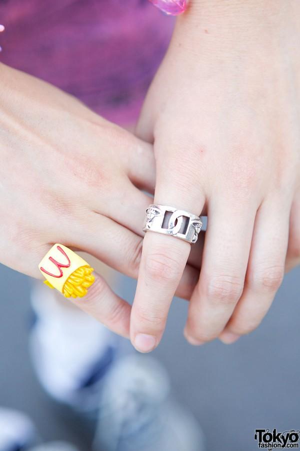 McDonalds Ring