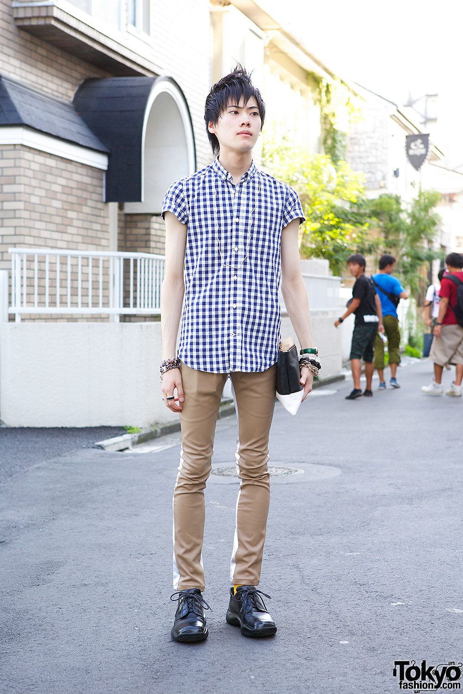 H&M Shirt & Monomania Pants