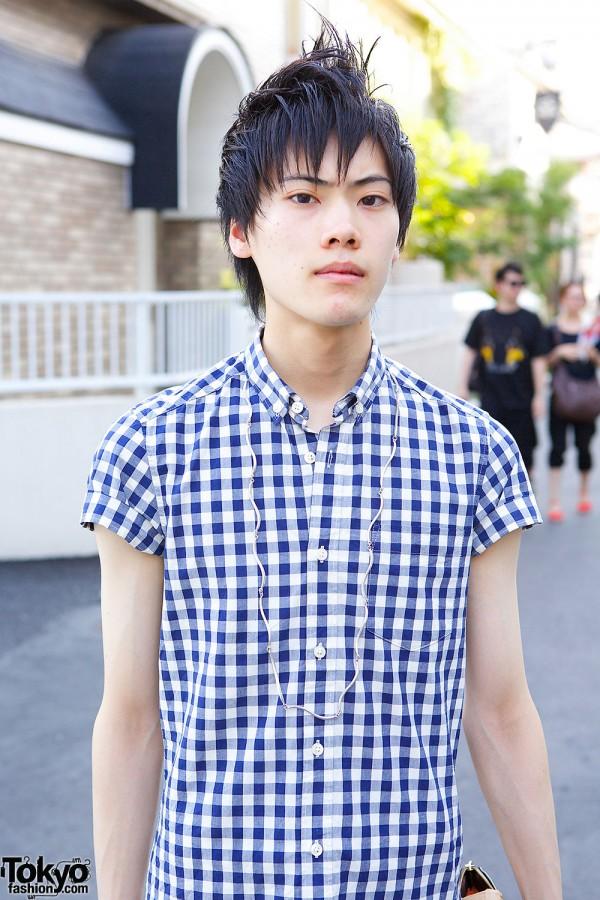 Checkered H&M Shirt